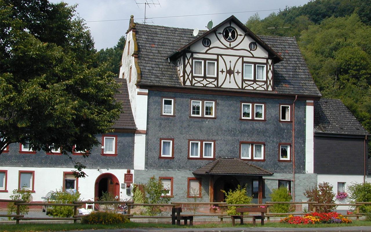Altstadthäuser Weilbach