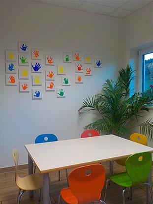 Kindergarten Königreich Gemeinschaftsraum