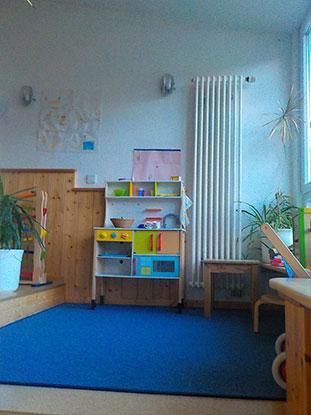 Kindergarten Königreich Spielraum