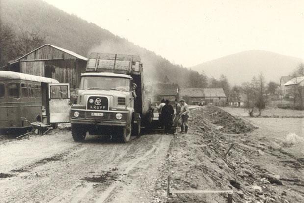 Reuenthal Straßenbau