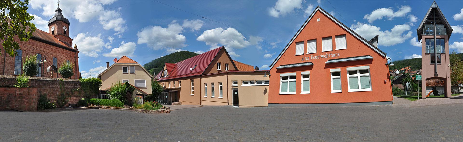 Weilbach Ortschaft