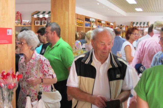Eröffnung Regionalmarkt und Bartholomäusmarkt 2015