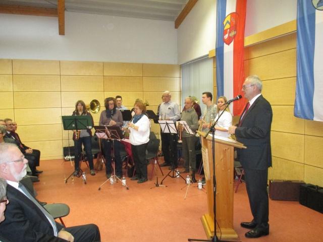 Neujahrsempfang am 10.01.2016 in Weckbach