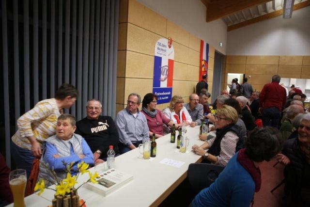 750 Jahre Weckbach, Bilderabend 19.03.16