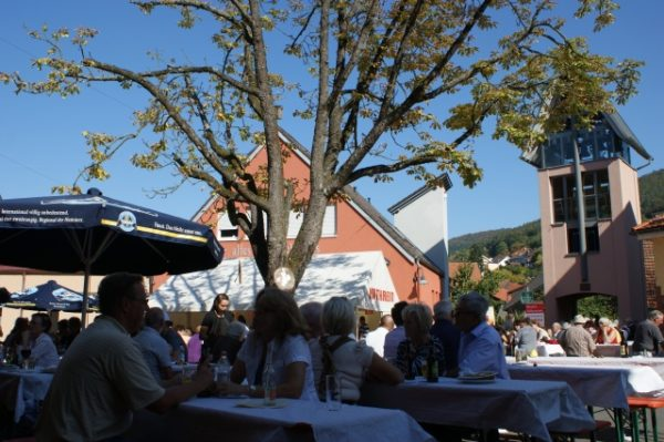 Weilbacher Knödeltag 2011