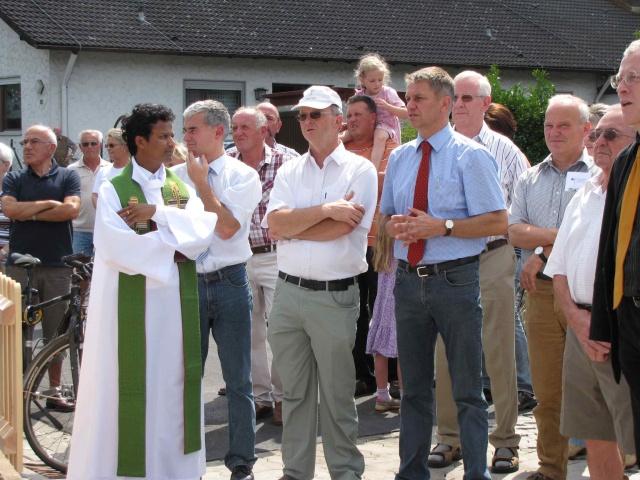Eröffnung Radweg Weilbach - Amorbach 04.08.2011