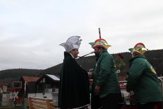 Prinzenpaarintonisierung am 07.01.2018