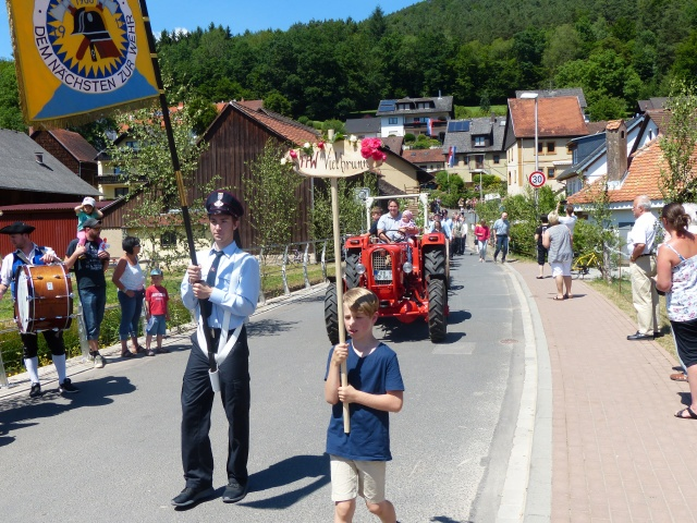 135 Jahre FFW Weckbach 2017