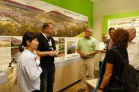 Unesco Inspectoren zu Gast auf dem Gotthard 24.06.2016