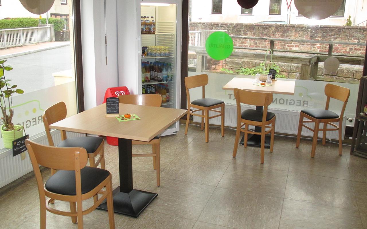 Regionalmarkt Weilbach Cafe