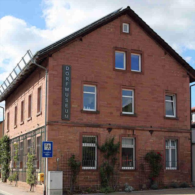 Dorfmuseum Weilbach Gebäude