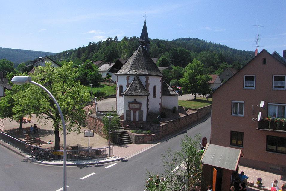 Weckbach Dorfplatz