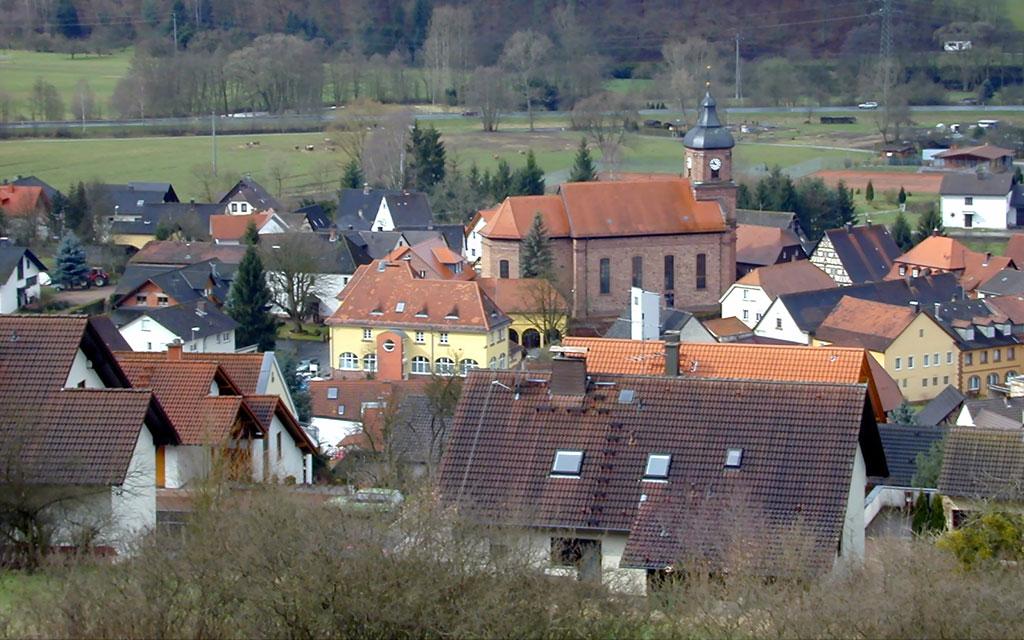 Weilbach Ortschaft Gemeinde